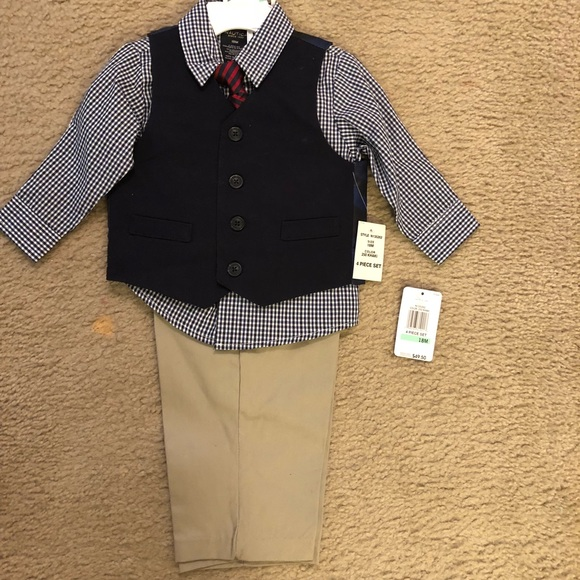 Nautica Other - Nautica 4 Piece Suit for 18 month old